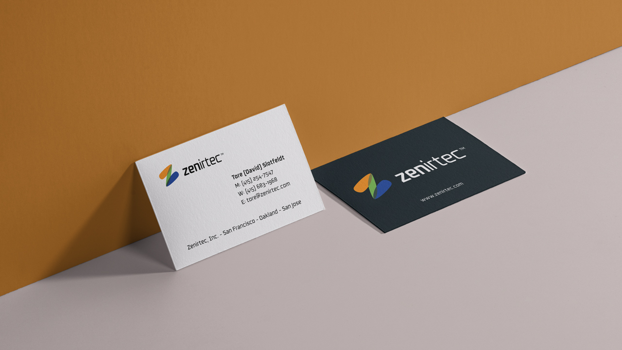 zenirtec_businesscard_portfolio